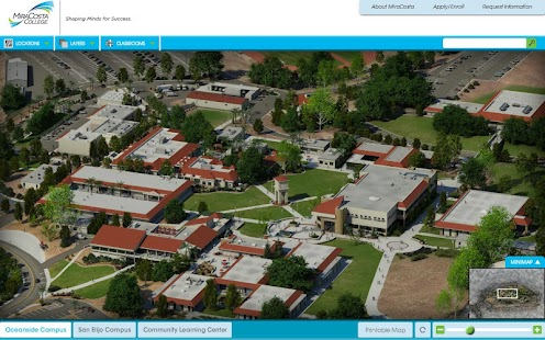 MiraCosta College - screenshot thumbnail