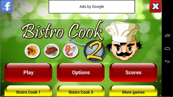 Bistro Cook 2- screenshot thumbnail