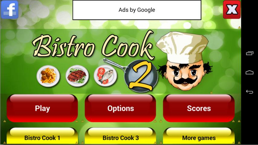 Bistro Cook 2 - screenshot