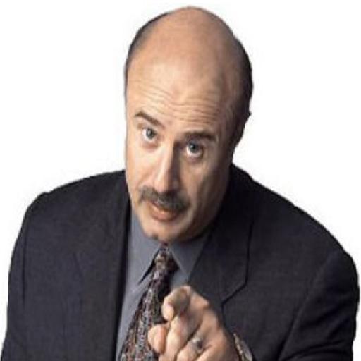 اكتشف شخصيتك مع دكتور فيل LOGO-APP點子