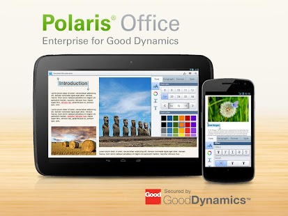POLARIS Office for Good - screenshot thumbnail