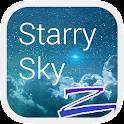Starry Sky Locker Theme icon