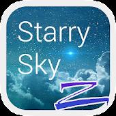 Starry Sky Locker Theme
