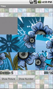 Tiles Jigsaw Puzzle- screenshot thumbnail