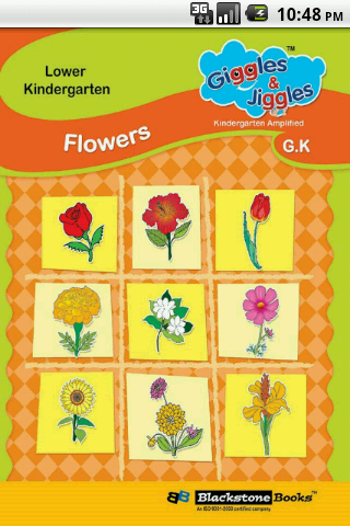 LKG- FLOWERS