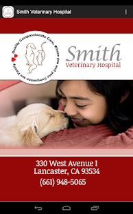 Smith Veterinary Hospital- screenshot thumbnail