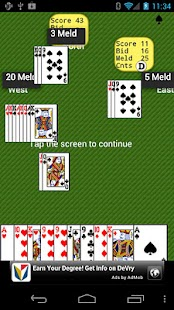 Pinochle - screenshot thumbnail