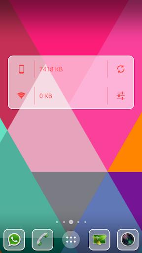Data Usage Widget