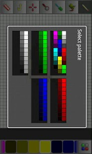 Pixel Art editor - screenshot thumbnail