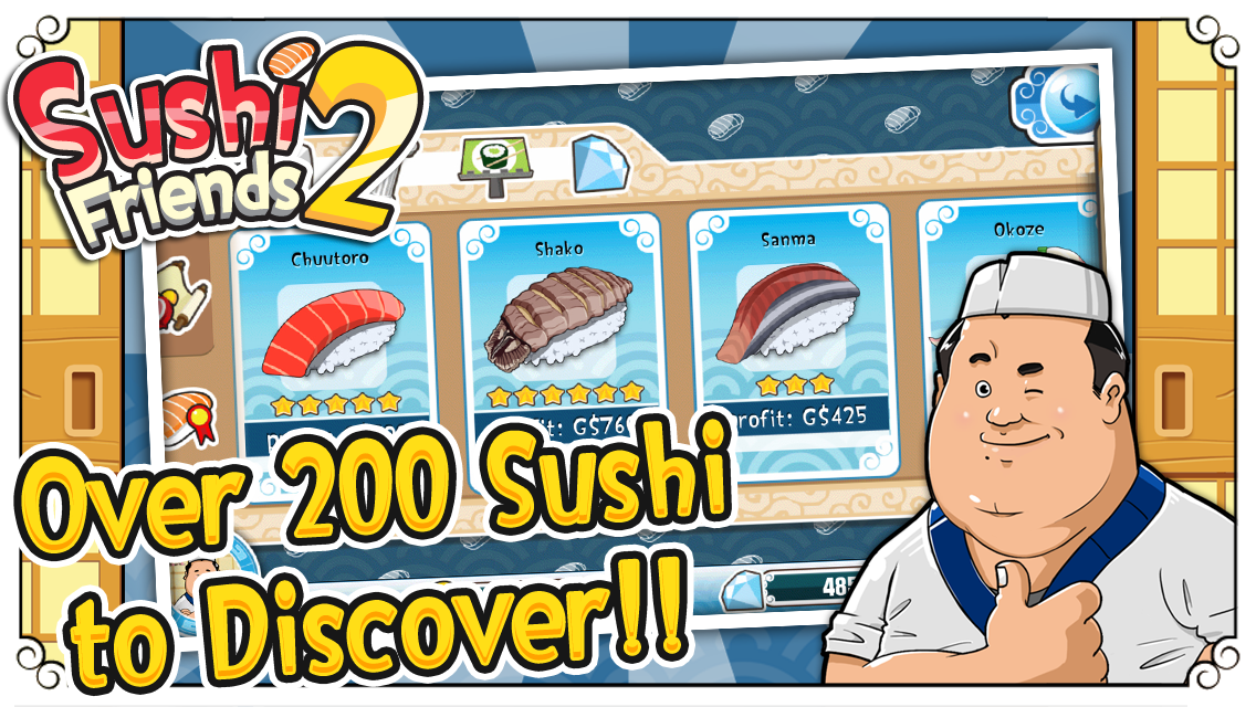 Sushi World- screenshot