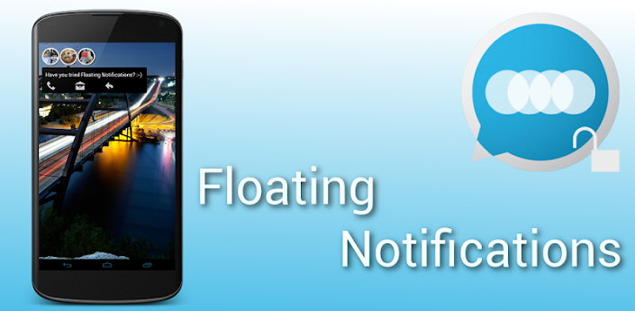 Floating Notifications Unlock