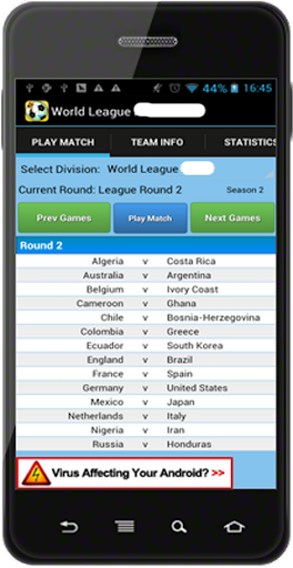 Fantasy World League