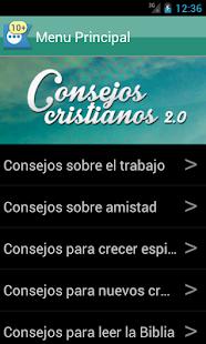 Consejos Cristianos 2.0 - screenshot thumbnail