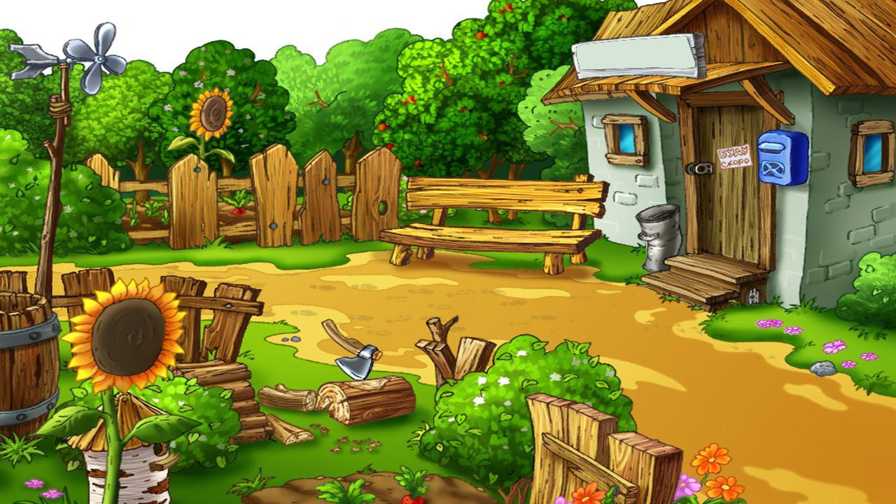 Hidden Objects Cartoons- screenshot