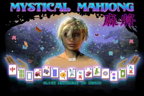 Mystical Mahjong