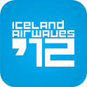 Iceland Airwaves logo
