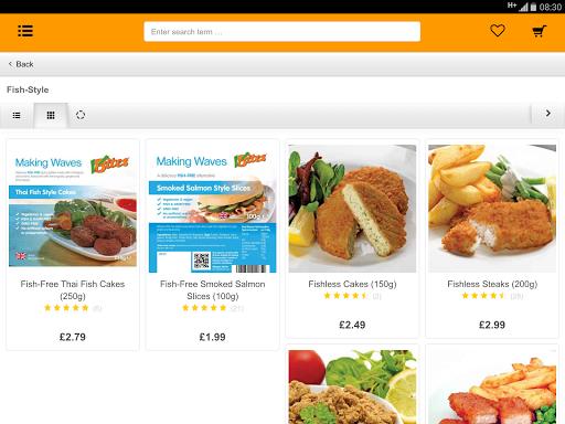 玩購物App|VBites Foods免費|APP試玩
