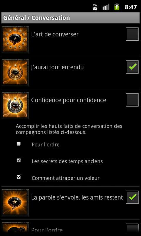 Diablo 3 Hauts Faits gratuit - screenshot