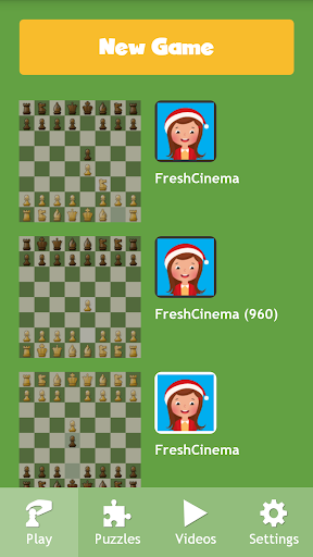 Chess for Kids - Play Learn