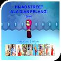Hijab Street Dian Pelangi