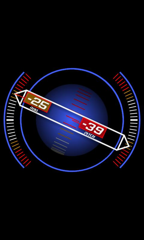 Inclinometer Free - screenshot