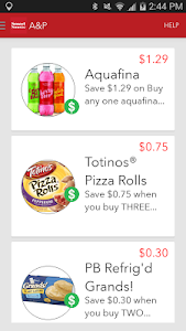 SmartSource Coupons screenshot 0
