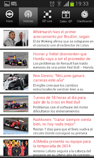 Caranddriverthef1.com - screenshot thumbnail