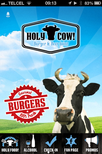 Holy Cow Burger and Beer