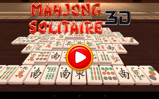 Mahjong Solitaire 3D