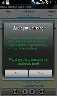 Audio Pack (Abdul Basit) - screenshot thumbnail