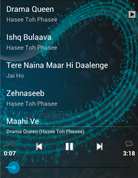 Top Hindi Songs 2014 - screenshot