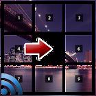 Slide Puzzle Game Chromecast icon