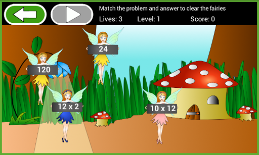 Math Fairy Facts