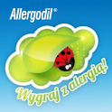 Biedronka Allergodil logo
