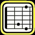 GChord2 (Guitar Chord Finder) icon