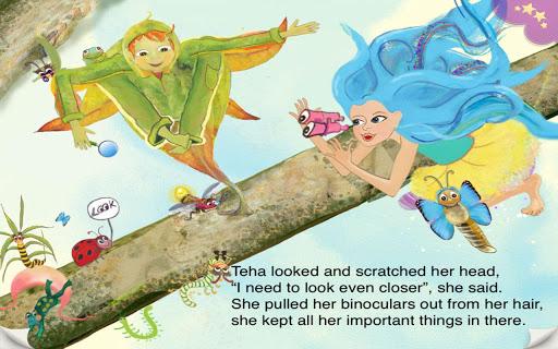 Teha : Helps Little Leaf Fly