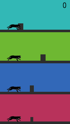 【免費冒險App】Make Them Jump -cats-APP點子