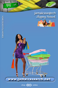 Jamaicasearch Shopping Network screenshot 1