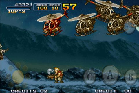 Descargar METAL SLUG 3 (No Need SD DATA).apk Android Full gratis (Gratis)