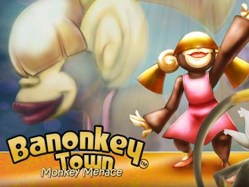 Banonkey Town: Episode 1 Screenshot 1