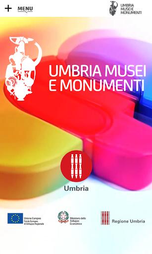 UMBRIA MUSEI E MONUMENTI