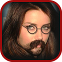 Face Changer Mustache Booth icon