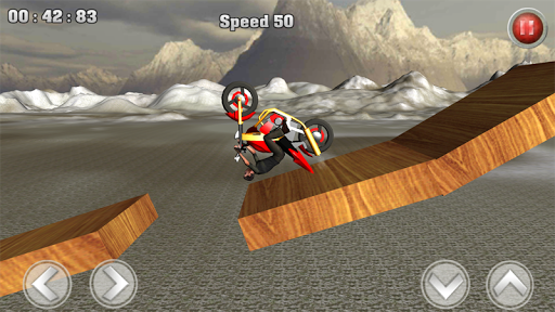 免費賽車遊戲App|特技摩托爬坡|阿達玩APP