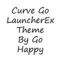 Curve GO Launcher EX Theme icon