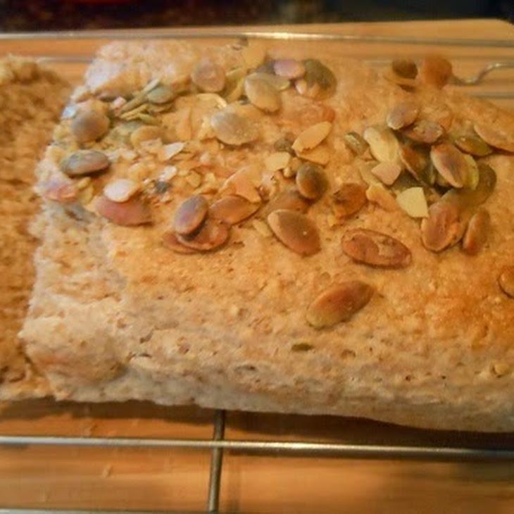 Multigrain Pumpkin Seed Bread Recipe