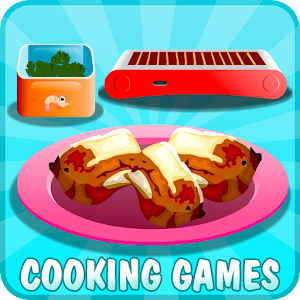 Wrapped Shrimp Cooking Games for PC and MAC