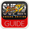 Super Street Fighter 4 AE MOOK icon