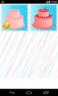生日蛋糕遊戲