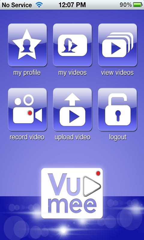 VuMee - screenshot