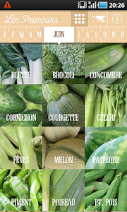 Primeurs Fruits Légumes screenshot 1